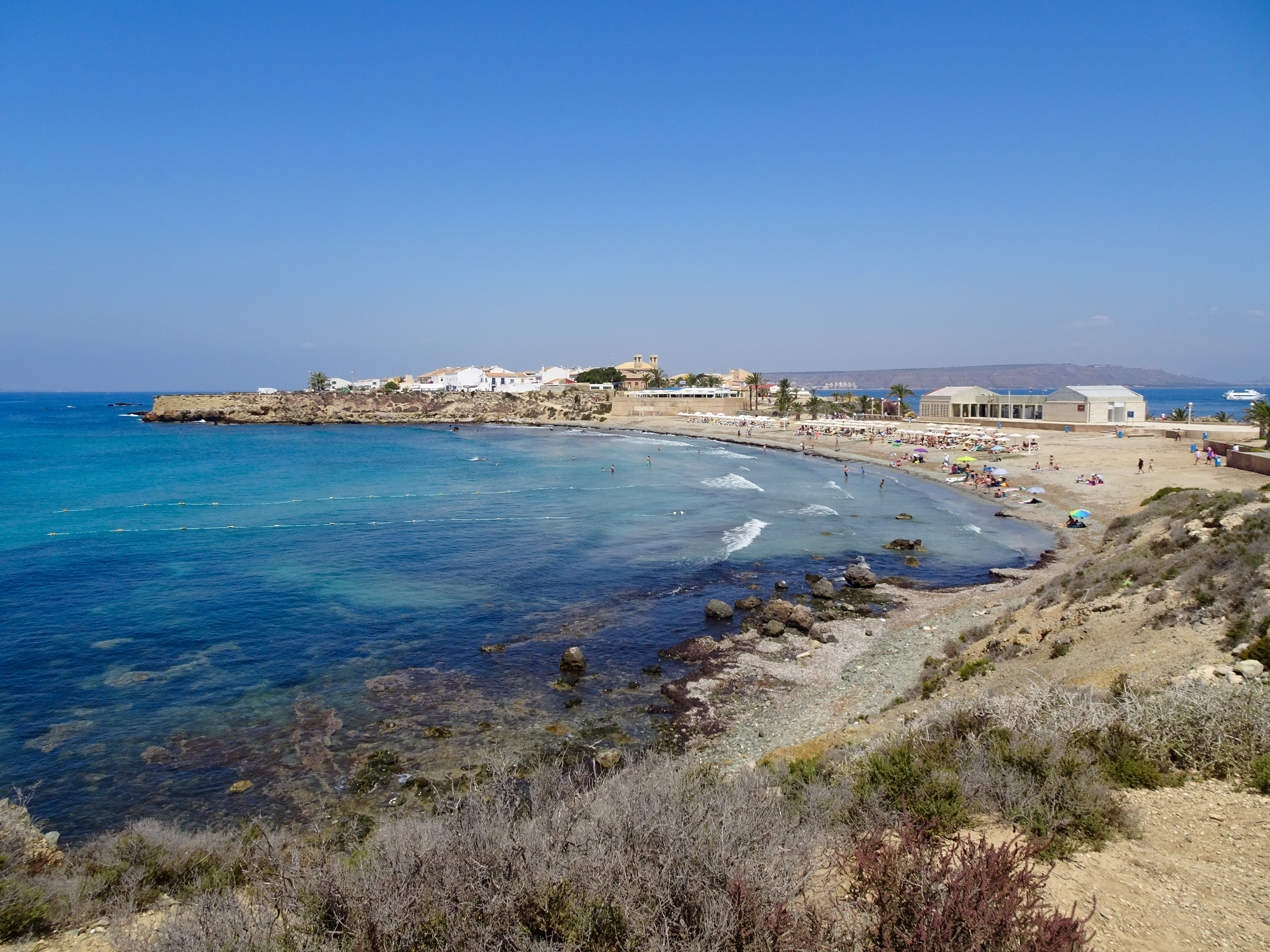 7 Great things to do in Alicante - Tabarca Island